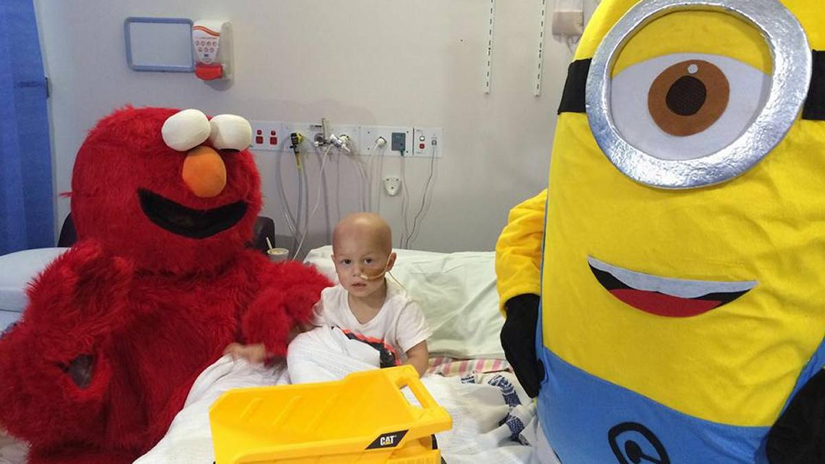 Sydney Hospital Visit