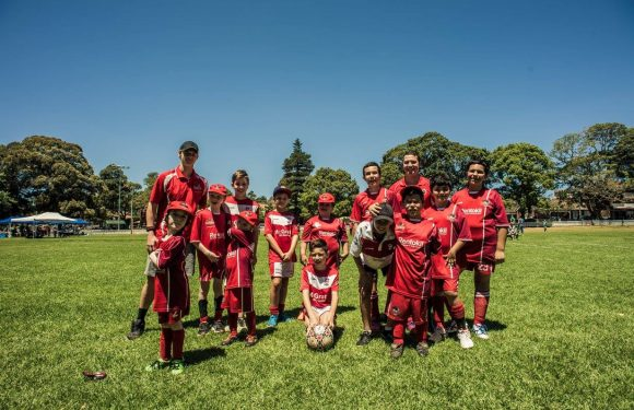 United Communities Charity Soccer Cup 2016