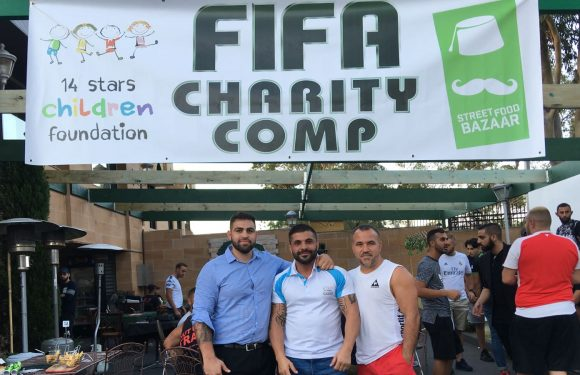 Fifa Charity Competition 2017