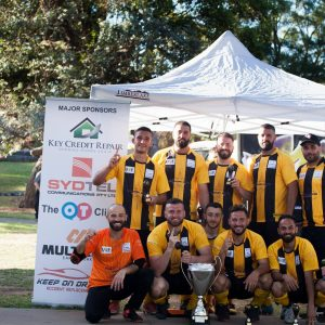 CHARITY SOCCER CUP 2017